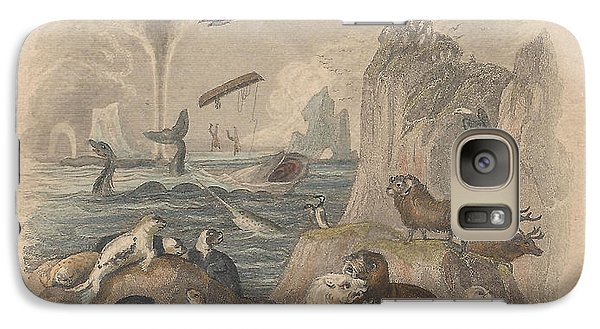 Harbor Galaxy S7 Case by Dreyer Wildlife Print Collections