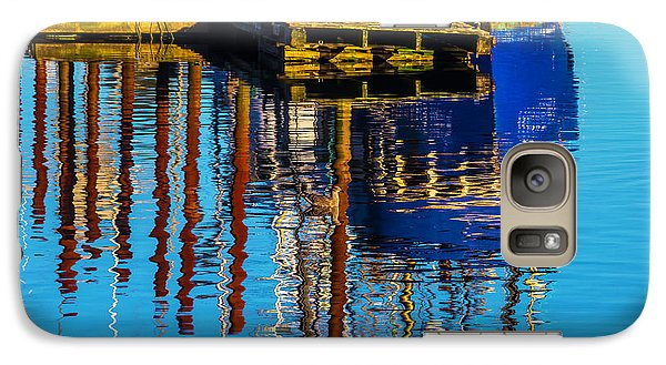 Harbor Reflections Galaxy S7 Case