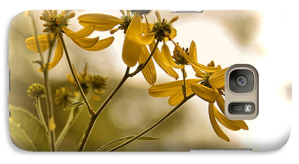 Galaxy Case featuring the photograph Hard At Work by Dennis Lundell