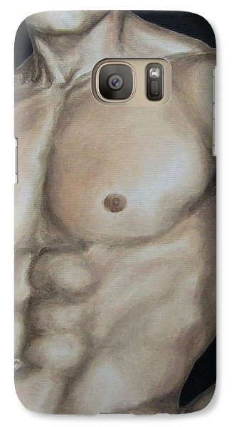 Nudes Galaxy S7 Case - Hard Body by Jindra Noewi