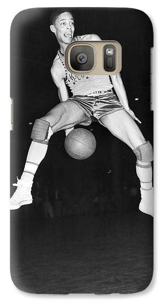 Harlem Clowns Basketball Galaxy S7 Case