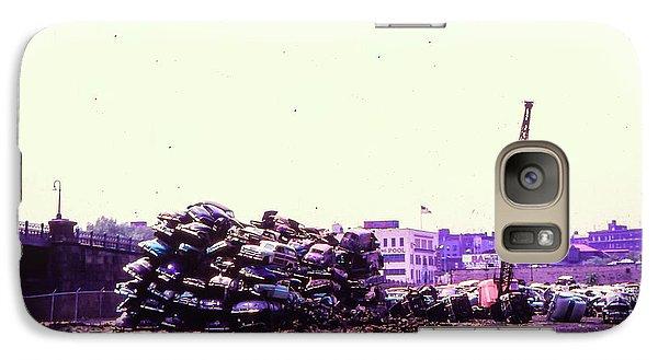 Harlem River Junkyard Galaxy S7 Case