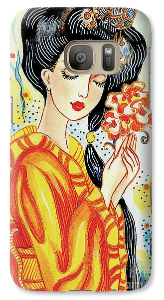 Harmony Flower Galaxy S7 Case