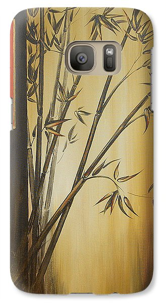 Galaxy Case featuring the painting Harmony Happiness And Love by Dina Dargo
