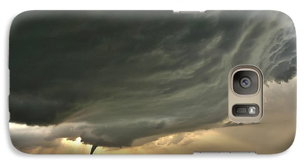 Galaxy Case featuring the photograph Harper Kansas Tornado by James Menzies