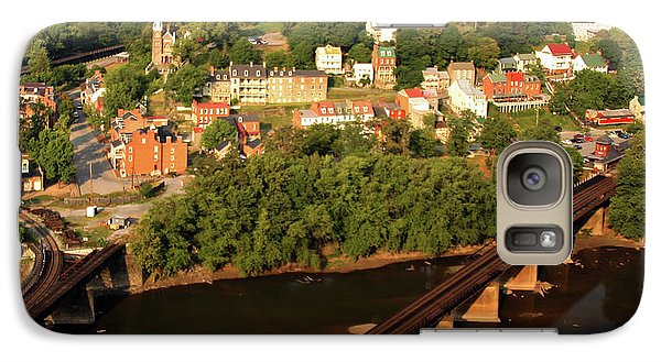 Galaxy Case featuring the photograph Harpers Ferry by Mitch Cat