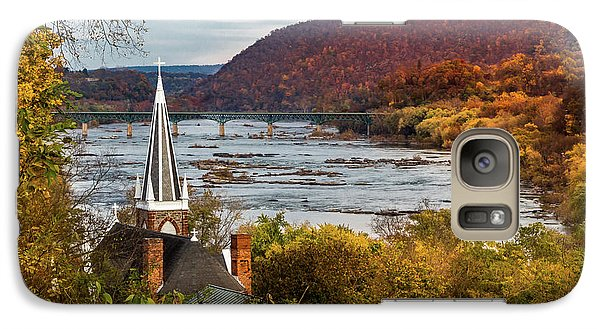 Harpers Ferry, West Virginia Galaxy S7 Case
