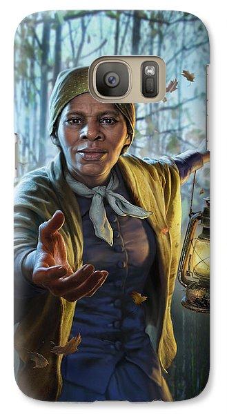 Harriet Tubman Galaxy S7 Case