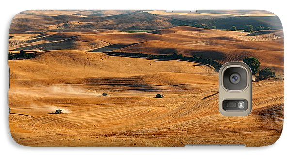 Harvest Overview Galaxy S7 Case