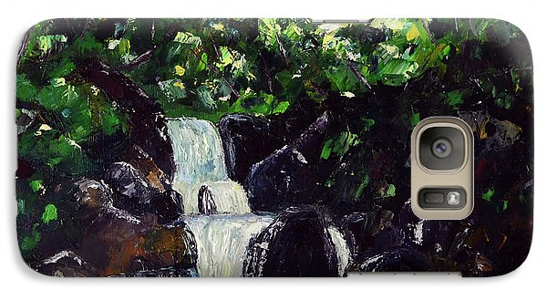 Hatcher Pass Creek Galaxy S7 Case