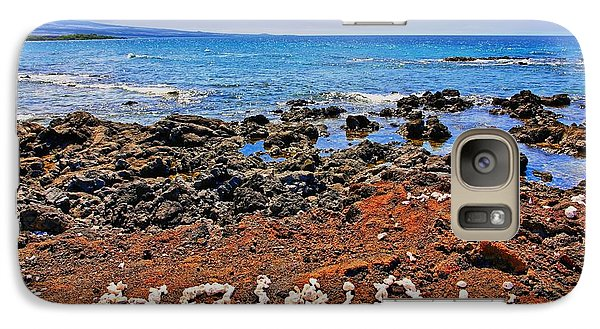 Galaxy Case featuring the photograph Hawaii by DJ Florek