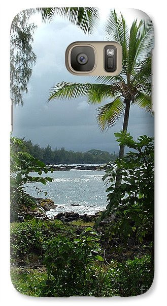 Galaxy Case featuring the photograph Hawaii by Garnett  Jaeger