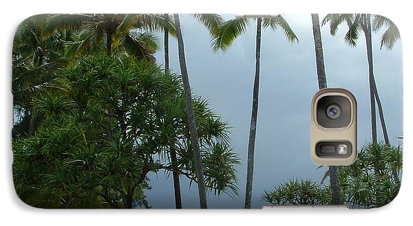 Galaxy Case featuring the photograph Hawaiian Paradise by Garnett  Jaeger