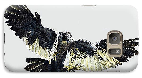 Buzzard Galaxy S7 Case - Hawk by English School