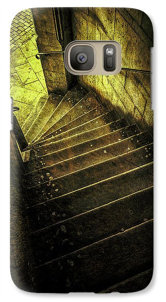 Galaxy Case featuring the photograph Head Full Of Drought by Russell Styles