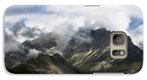 Head In The Clouds Galaxy S7 Case