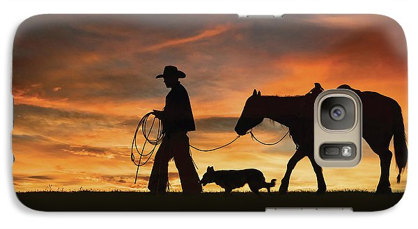 Heading Home Galaxy S7 Case