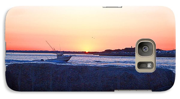 Galaxy Case featuring the photograph Heading Out by  Newwwman