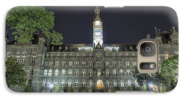 Healy Hall Galaxy S7 Case