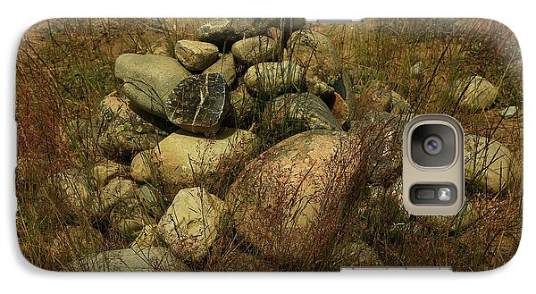 Heap Of Rocks Galaxy S7 Case