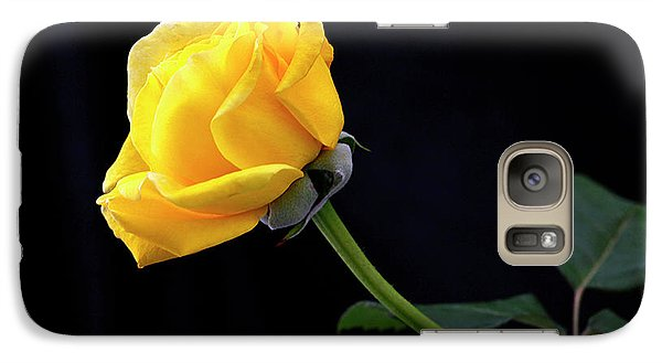 Galaxy Case featuring the photograph Heart Felt by James Steele