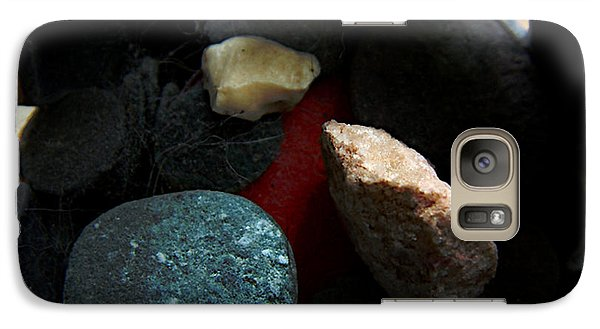 Galaxy Case featuring the photograph Heart Of Stone by RC DeWinter