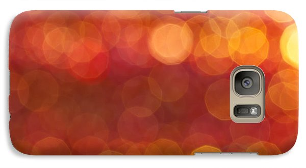 Galaxy Case featuring the photograph Heat by Jan Bickerton