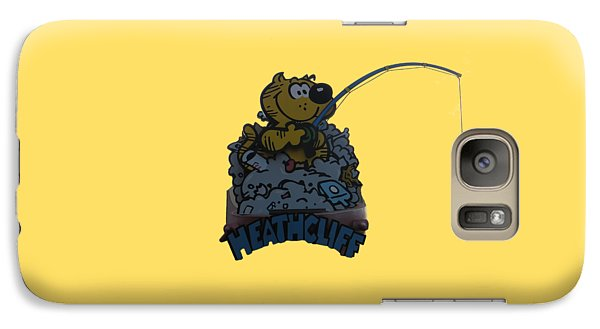 Galaxy Case featuring the photograph Heathcliff by Tom Prendergast