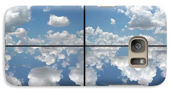 Religion Galaxy S7 Case - Heaven by James W Johnson