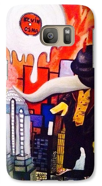 Galaxy Case featuring the painting Heaven On Earth  by Inga Kirilova