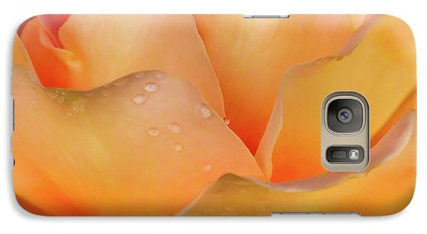Galaxy Case featuring the photograph Heaven Scent by Karen Wiles