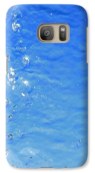 Galaxy Case featuring the photograph Waterfall by Ray Shrewsberry