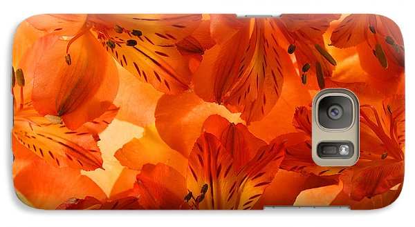 Galaxy Case featuring the photograph Heavenly by Bobby Villapando