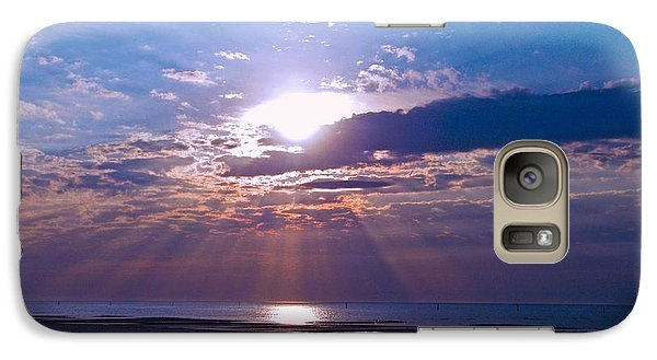 Galaxy Case featuring the photograph Heavenly Skies by Brian Wright