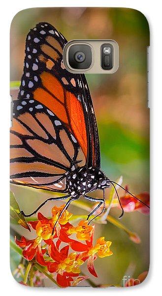 Hello Butterfly Galaxy S7 Case