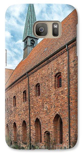 Galaxy Case featuring the photograph Helsingor Saint Mary Church by Antony McAulay