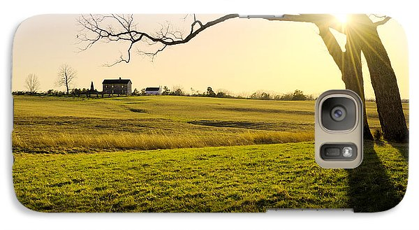 Pasture Galaxy S7 Case - Henry Hill by Chad Dutson
