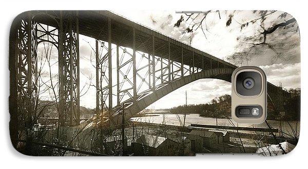 Henry Hudson Bridge, 1936 Galaxy S7 Case