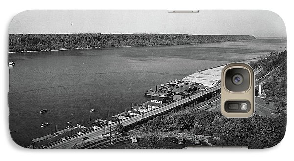Henry Hudson Parkway, 1936 Galaxy S7 Case