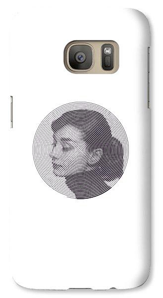 Hepburn Galaxy Case by Zachary Witt