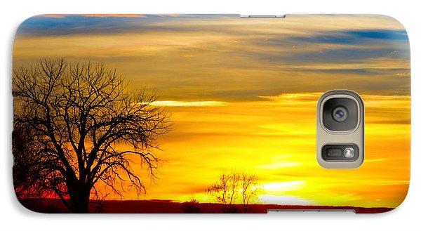 Here Comes The Sun Galaxy S7 Case
