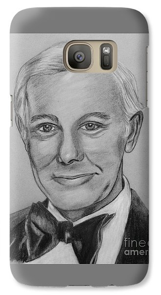 Here's Johnny Galaxy S7 Case by Sharon Ackley
