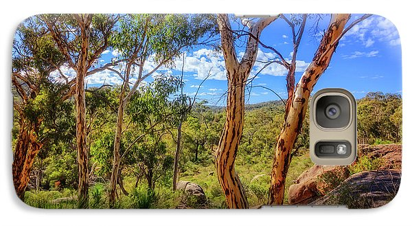 Galaxy Case featuring the photograph Heritage View, John Forest National Park by Dave Catley