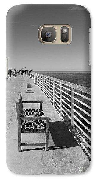 Hermosa Beach Seat Galaxy S7 Case