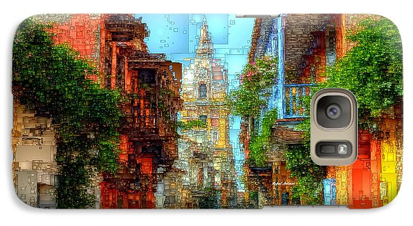 Heroic City, Cartagena De Indias Colombia Galaxy S7 Case