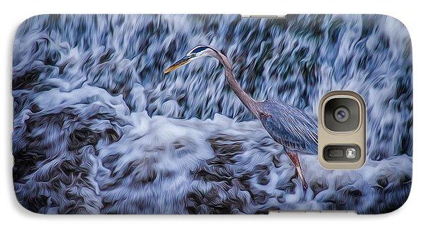 Heron Falls Galaxy S7 Case