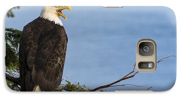 Hey Galaxy S7 Case by Gary Lengyel