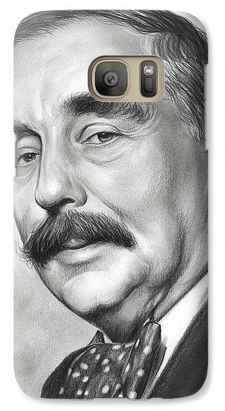 H.g. Wells Galaxy Case by Greg Joens