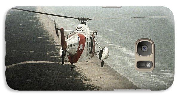 Hh-52a Beach Patrol Galaxy S7 Case