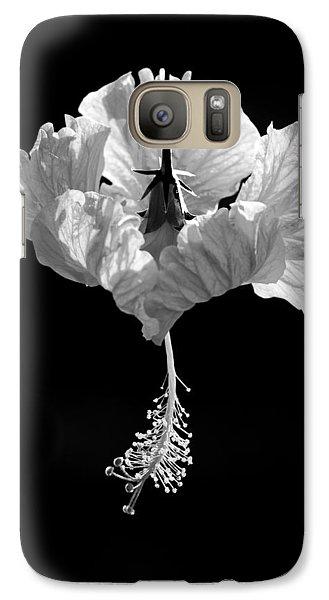 Hibiscus As Art 2 Galaxy S7 Case by Hitendra SINKAR